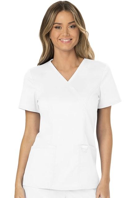 Bluza medyczna damska Revolution biała