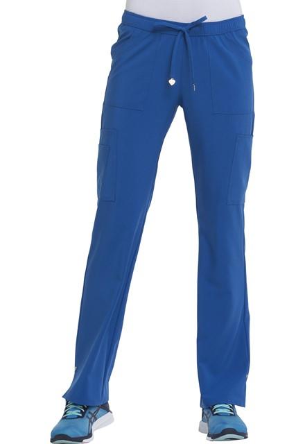 Spodnie medyczne damskie HeartSoul szafirowe