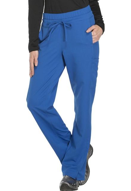 Spodnie medyczne damskie Dynamix szafirowe