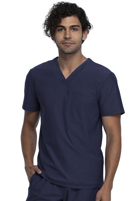 Bluza medyczna męska Form granatowa