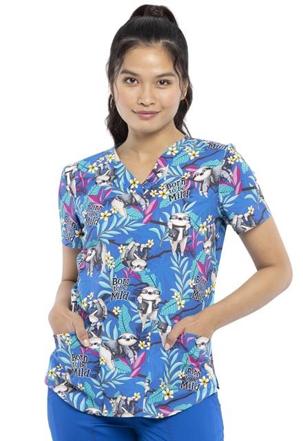 Bluza medyczna damska Born To Be Mild