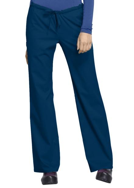 Spodnie medyczne damskie Luxe granatowe