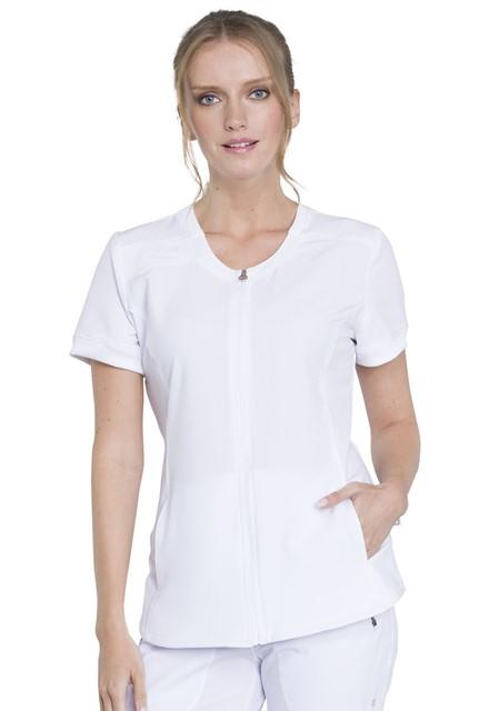 Bluza medyczna damska Infinity biała